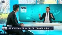Thierry Marquer (L'Orange Bleue) : Les nouveaux objectifs de l'Orange Bleue - 19/01