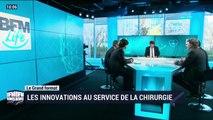 Les innovations au service de la chirurgie - 19/01