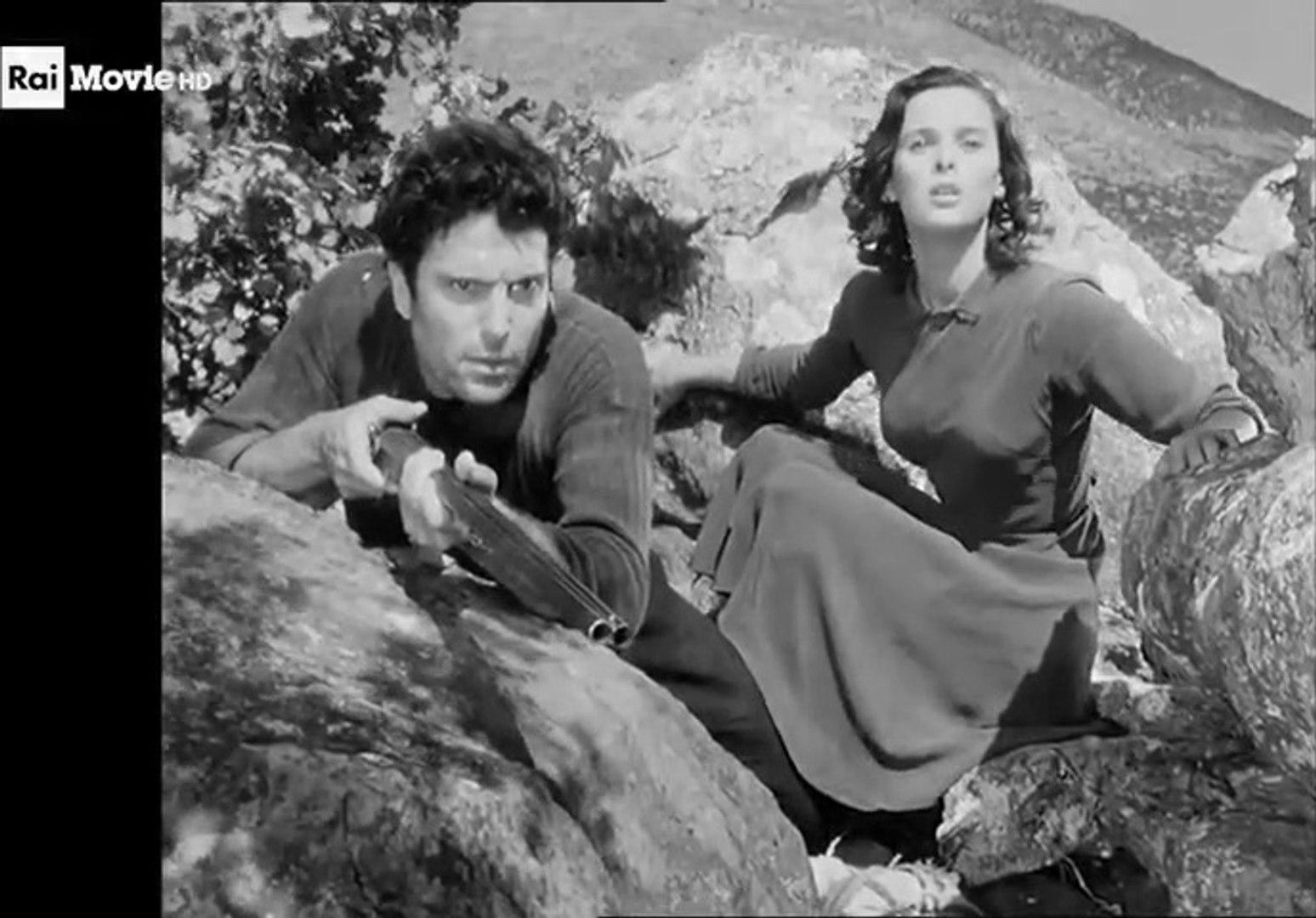 Non c'è pace tra gli ulivi - 2/2 (1950 film drammatico) Lucia Bosè Raf Vallone