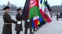 Avion abattu à Téhéran : les cercueils des victimes ukrainiennes rapatriés