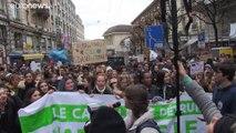 Climat : Greta Thunberg prête pour Davos