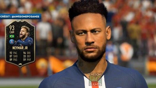 Vidéo : les joueurs du PSG remodélisés sur FIFA