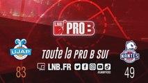 PRO B : Quimper vs Nantes (J15)
