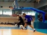 Football - Steve Nash vs Antoine Griezmann