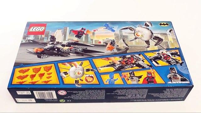 LEGO 76111 BATMANTM- Brother EyeTM Takedown Superheroes DC Comics Speed Build