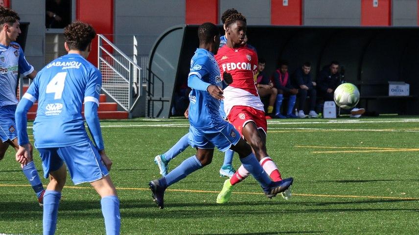U17 - Highlights : AS Monaco 2-2 Béziers