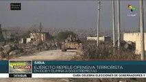 Siria: ejército repele ataque terrorista en Idlib y elimina a 50