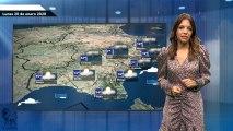 El tiempo: pronóstico para el lunes 20 de enero