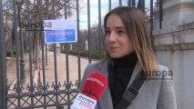 Turistas lamentan que 'Gloria' haya cerrado El Retiro.