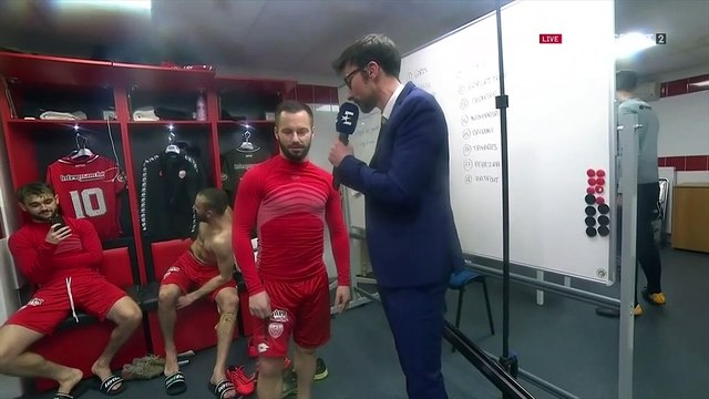 """Frédéric Sammaritano : """"on vit une belle aventure humaine dans cette coupe de France"""""""