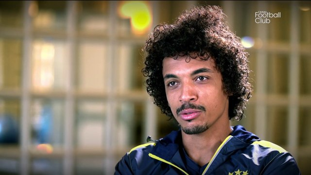 Interview de Luiz Gustavo