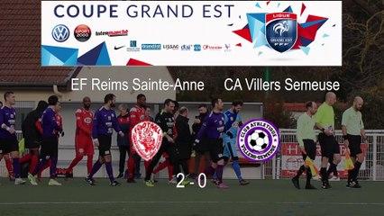 CGE32es : Reims Ste Anne-Villers Semeuse, le résumé