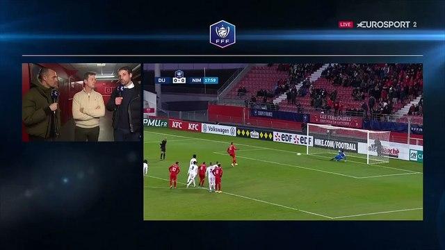 """Stéphane Jobard : """"Je suis content car mes attaquant ont fini par marquer"""""""