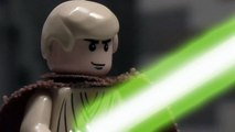 Lego - The Force Unleashed stop motion