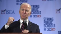 Biden Wants Sanders' Campaign To Bring Down Fake Video