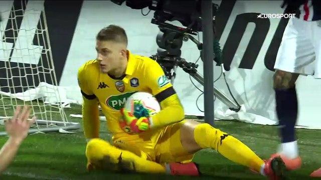 Lorient - PSG : Le résumé