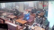 Çay ocağında silahlı çatışma 1'i ağır 2 yaralı