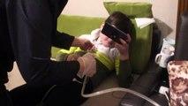 Temizlik maddesi içen çocuk ameliyat için bir kez daha ABD yolcusu