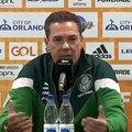 Entrevista coletiva de imprensa do técnico Vanderlei Luxemburgo após Vitória do Palmeiras diante do New York City Fc na florida cup