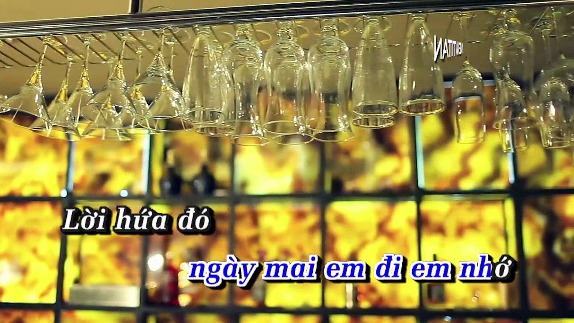 [Karaoke] Lời Hứa - Nam Cường Ft. Khắc Việt [Beat]