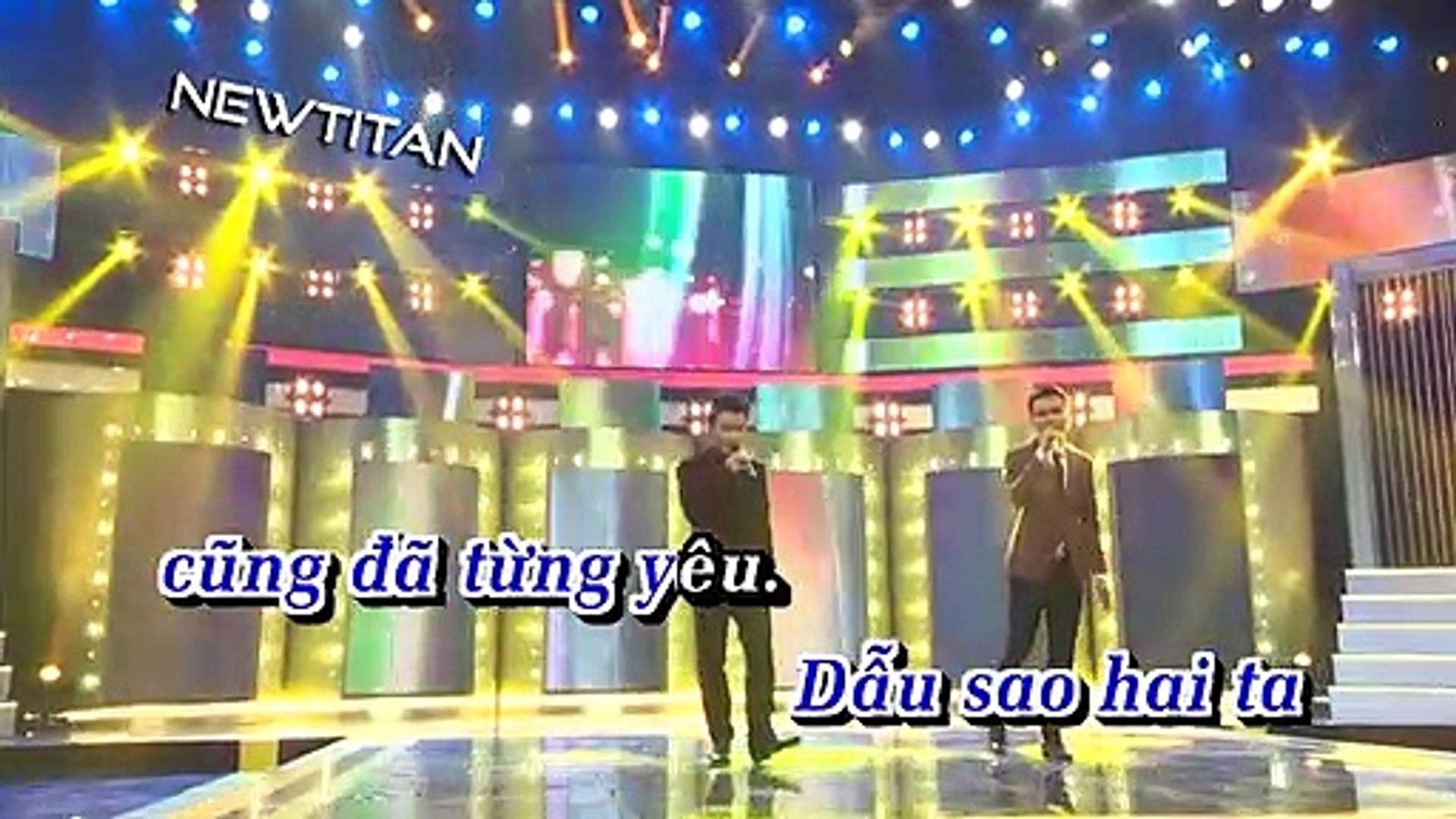 [Karaoke] Nếu Không Có Anh - Quang Mẫn Ft. Khắc Việt [Beat]