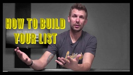 How to Build Your Customer List and Get Your Business Off the Ground