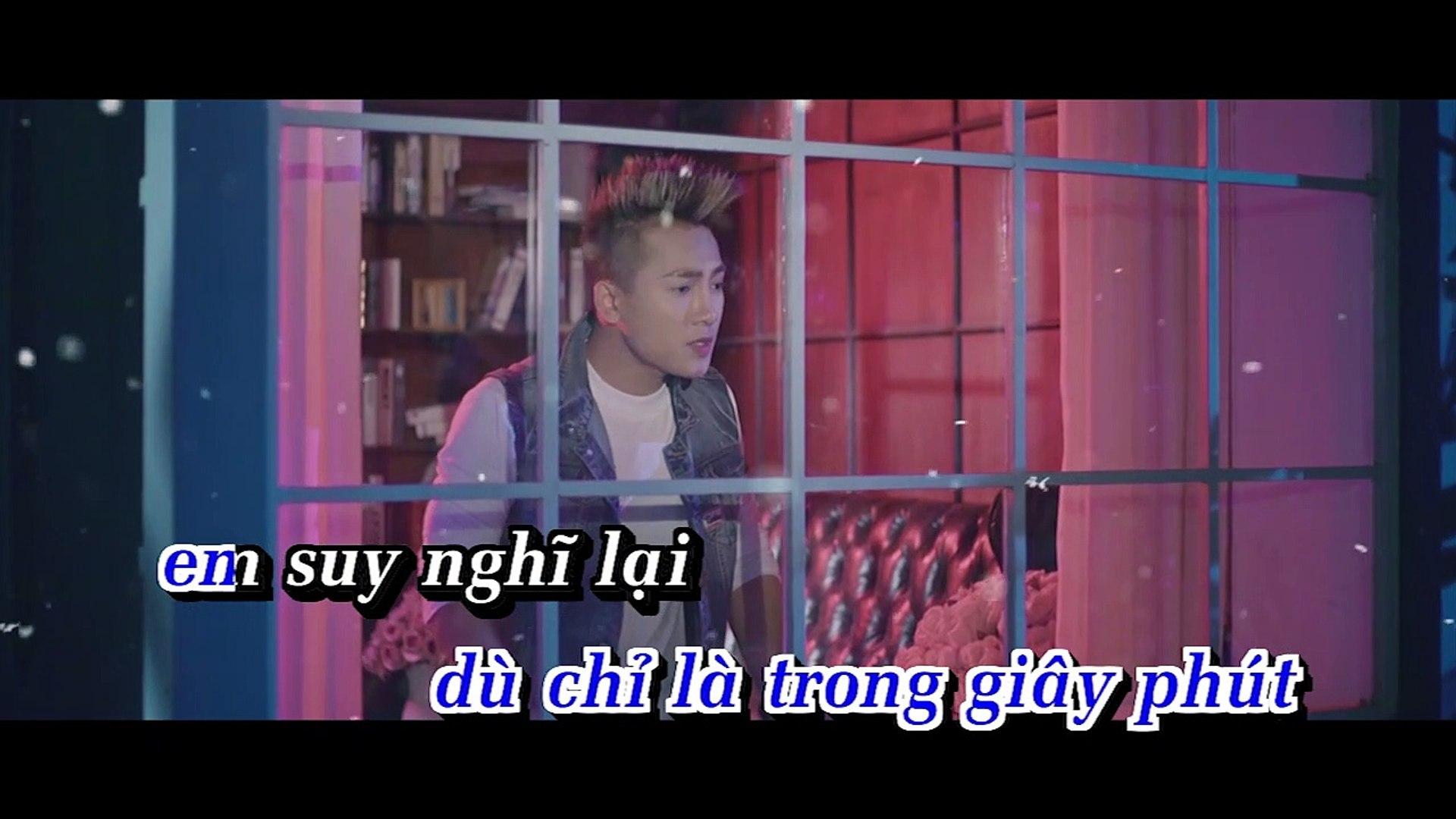 [Karaoke] Chốt Lại Em Muốn Chia Tay - Châu Khải Phong Ft. Khang Việt [Beat]