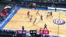 Markel Crawford (22 points) Highlights vs. Stockton Kings