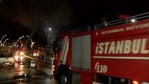 Avm'deki yangında onlarca dükkan kullanılamaz hale geldi