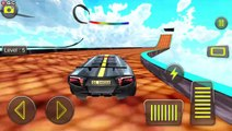 Extreme GT Racing Car Stunts Races - Impossible Speed Stunt Car Games - Android GamePlay