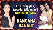 Kangana Ranaut Life Story | Affair With Hrithik, Fight With Ranbir Kapoor, Alia Bhatt & Karan Johar