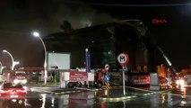 Avm'deki yangın söndürüldü, soğutma çalışmaları sürüyor