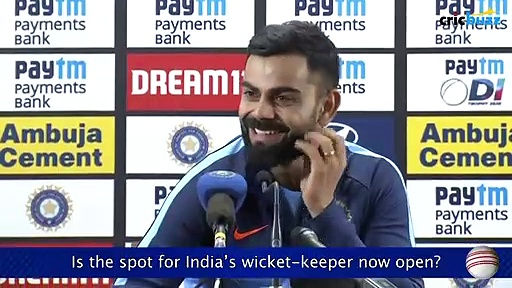 KL Rahul is fit in place of MS Dhoni – Virat Kohli