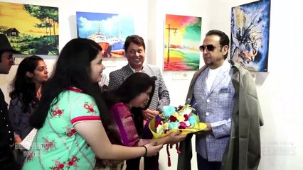 Showcasing Amazing Art Created By Differently Abled Artists With Gulshan Grover
