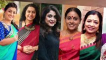Tollywood Yesteryear Heroines Reentry More Than A Decade(Telugu)