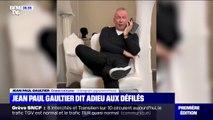 Jean-Paul Gaultier fera ses adieux aux défilés mercredi