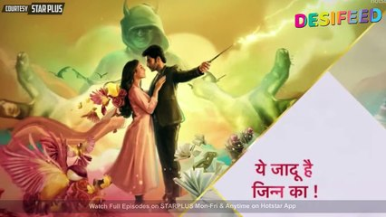 Yehh Jadu Hai Jinn Ka - 20th January 2020 _ Upcoming Twist _ Star Plus YJHJK Serial News 2020