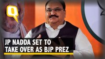 JP Nadda to Take Over From Amit Shah as BJP Chief