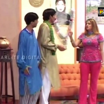 Best Of Iftekhar Thakur and Nasir Chinyoti Stage Drama Full Comedy Clip