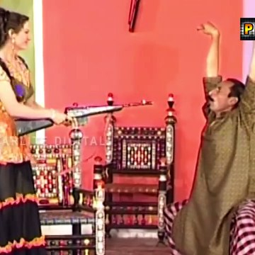 Best of Iftekhar Thakur and Nasir Chinyuti Full Comedy Funny Clip