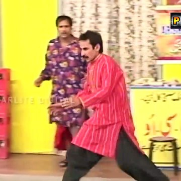 Best of Iftekhar Thakur and Zafri Khan Stage Drama Full Comedy Clip