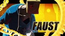Guilty Gear : Strive - Bande-annonce de Faust