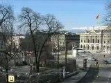 Balade au Parc des Bastions à Genève