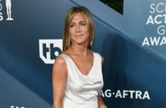 Jennifer Aniston wears own vintage gown