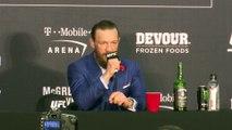McGregor looks to Nurmagomedov after stunning 40 second win over Cerrone