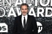 Joaquin Phoenix praises fellow nominees in SAG speech