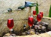 Une fontaine en Italie fournit du vin gratuitement 24h sur 24