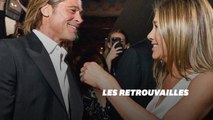 Brad Pitt et Jennifer Aniston n'ont pas fait que se croiser aux SAG Awards
