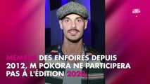 Les Enfoirés 2020 : M Pokora absent, la production s'explique
