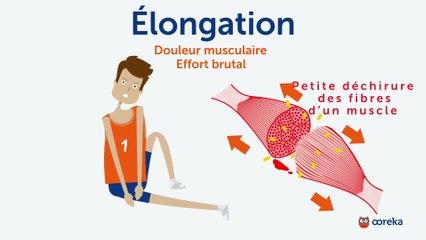 Soigner une élongation